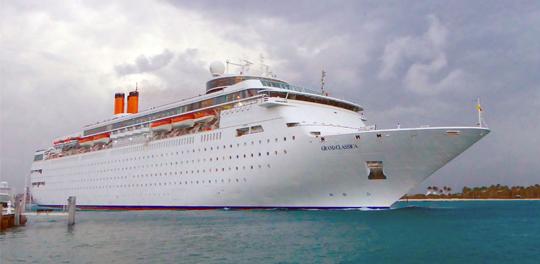 Bahamas Cruise _Harvard Vacations