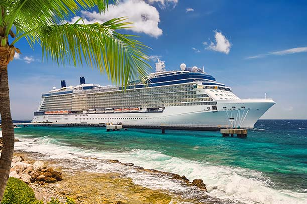 cruise first bookings