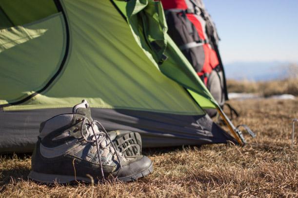 camping beach tips